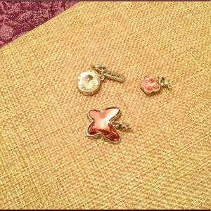 Jewelry - Three Charms